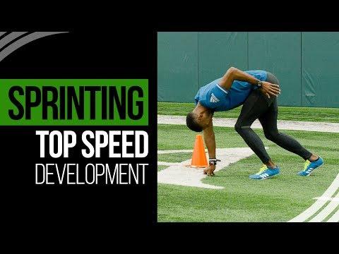 Sprinting Technique - Top Speed Development
