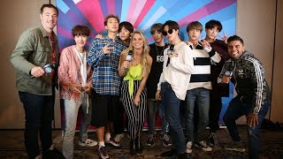 Download BTS Confirms Khalid Collaboration with Edgar, Brian, and Chelsea! Mp3 and Videos