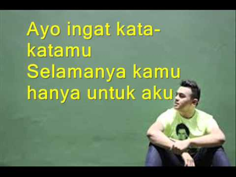 Tulus - Kisah Sebentar (Lyrics Video)