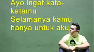 Tulus - Kisah Sebentar (Lyrics Video)
