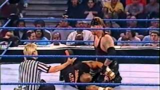 Undertaker vs Tazz - SmackDown 29/11/2001