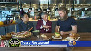 Tony's Table:Tesse In West Hollywood