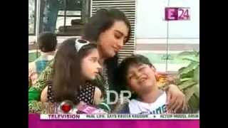 E24 - Shooting of Punar Vivaah & Qubool Hai's Maha Episode - 17th January 2013