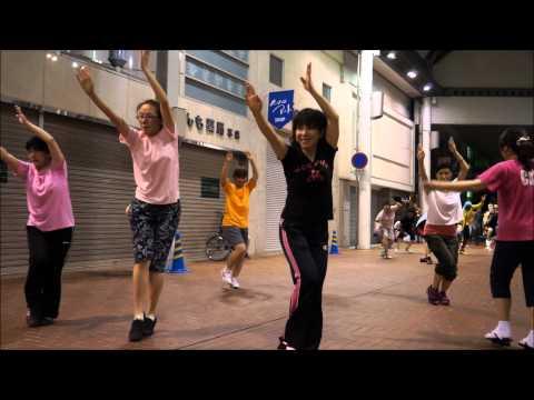 阿波踊り 阿呆連の練習風景2013 ▶12:35