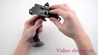 Автомобильный держатель iPhone 5 Арт 02135 Черный(, 2012-10-25T11:23:36.000Z)
