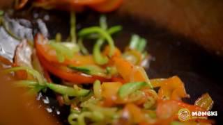 """food video Вок-кафе """"Maneki"""""""