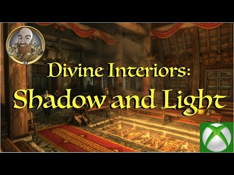 Divine Interiors: Shadow and Light by Verdict of Odin