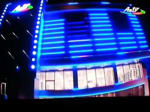 Baku city ..Yanni s music Turth of Touch