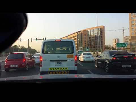 Road Trip: Dubai to Abu Dhabi Part 1 19.09.2017