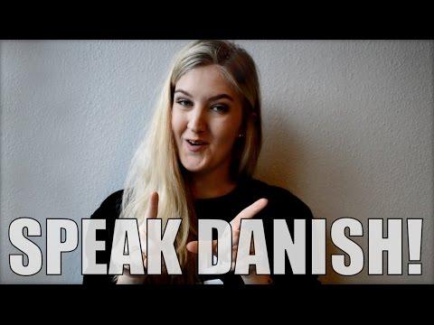 Speaking Danish