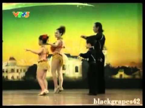 [Vietnam_s Got Talent] Cả gia đình nhảy cha cha cha.flv