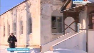 Вести Марий Эл - В Оршанском районе возрождается храм начала 19 века