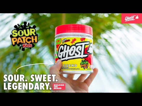 GHOST Legend® x SOUR PATCH KIDS® Is Here! - Building The Brand | S4:E27