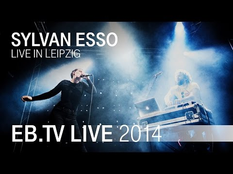 SYLVAN ESSO live in Leipzig (2014)