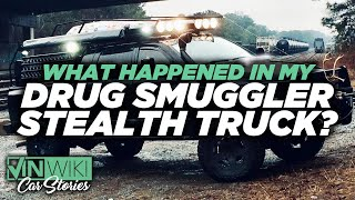 I found a smuggler stealth truck at a DEA auction