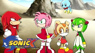 [OFFICIAL] SONIC X Ep55 - H2 Whoa