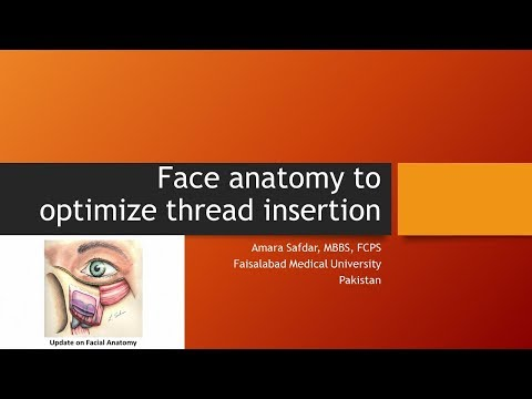 Face Anatomy to Optimize Thread Insertion