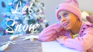 Let It Snow I Christmas Song Official Video By KLS
