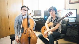 Studio Ghibli Medley (Cello & Classical Guitar) - Nicholas Yee & Shawn XG