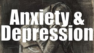 Anxiety and Depression ~ A Horror Story ~ Sir Ayme