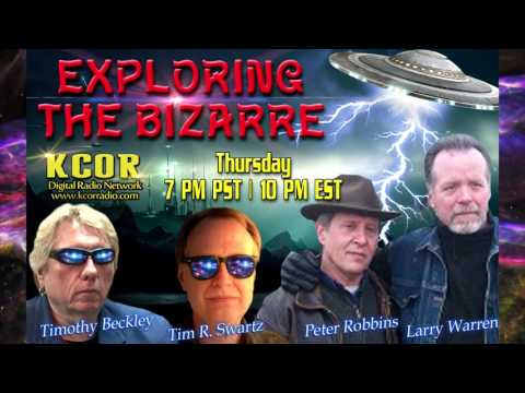 BENTWATERS EXCLUSIVE -- INSIDE THE MIND OF LARRY WARREN WITH PETER ROBBINS