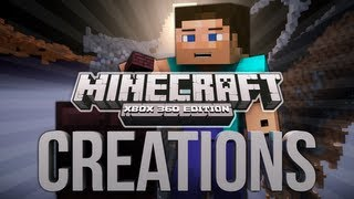 ♠ Minecraft (Xbox 360) Creations - Jurassic Lights Out HungerGames w/Download - ChooChoosGaming ♠