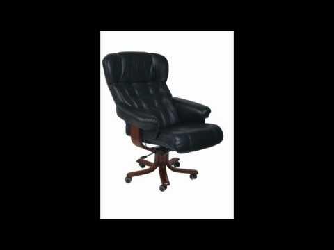 Недорогие кожаные компьютерные кресла