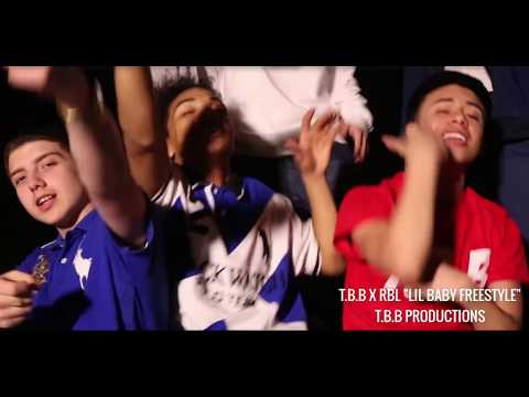 """T B B X RBL Lil baby """"freestyle"""" OFFICIAL MUSIC VIDEO"""