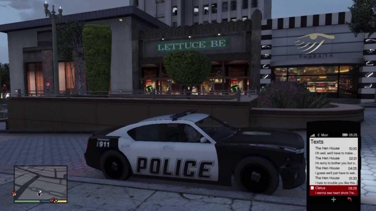 GTA 5 LSPD FR Season 1 Episode 3 Dare Devil YouTube