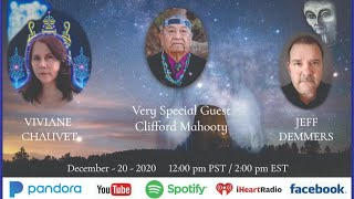The Infinite Star Connections - Ep. 13 - Special Guest: Clifford Mahooty - Winter Solstice!