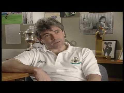 The Club : Newcastle United.