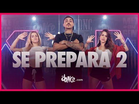Se Prepara 2  - MC Livinho E MC Pedrinho  | FitDance TV (Coreografia Oficial)
