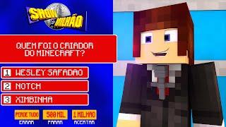 Minecraft : A PERGUNTA DE 1 MILHÃO DE REAIS !! - Os 10 Desafios 2
