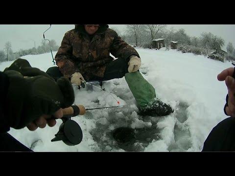 удочка для зимней рыбалки на ротана