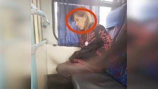 видео: Женщина ездит на автобусе по 10 часов в день. Причина поразила мир!