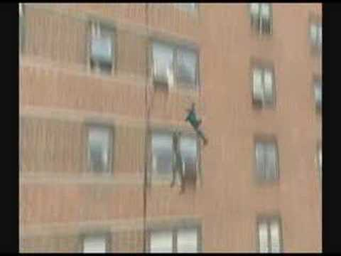 Image result for falling out a window