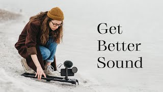 How To Get Better SOUND For Video | Drop #35