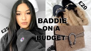 One of Sian Lilly's most viewed videos: HOW TO DRESS LIKE A BADDIE ON A BUDGET | INSTAGRAM TRENDS FOR LESS