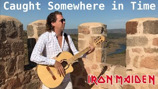 IRON MAIDEN - Caught Somewhere in Time (Acoustic) - Guitar & Violin - Thomas Zwijsen & Wiki Krawczyk