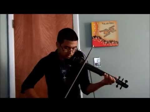 Fall Out Boy - Centuries, electric violin cover by Steve Ramsingh
