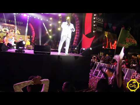 Blaxx Performing 'Canboulay' At ISM 2020 Finals