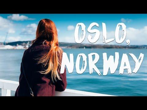 OSLO, NORWAY | Travel Vlog | Canon 6D