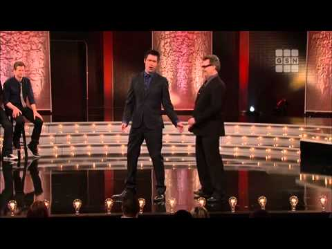 Drew Carey's Improv-A-Ganza Jeff and Greg Toys