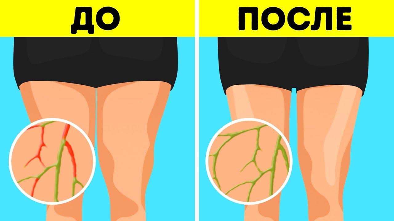 6 Простых Упражнении для Похудения | Для Похудения Лица