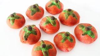 Tomato Pizza Buns