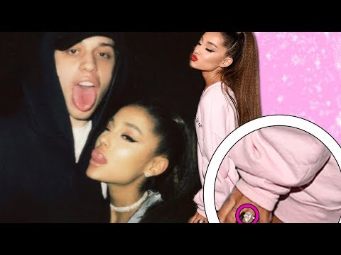 Ariana Grande CHEATED on Mac Miller w/ Pete Davidson?! Engagement Ring Timeline REVEALED!