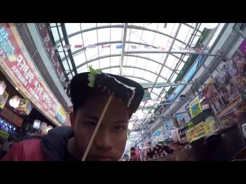17 March 2016: Korea Day 3 Part 1