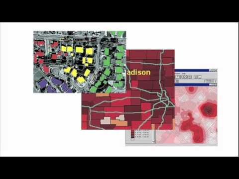 What is GIS? Video produced by ESRI