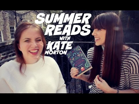 Summer Reads | Recommendations From Leena And Author Kate Morton | #BookBreak