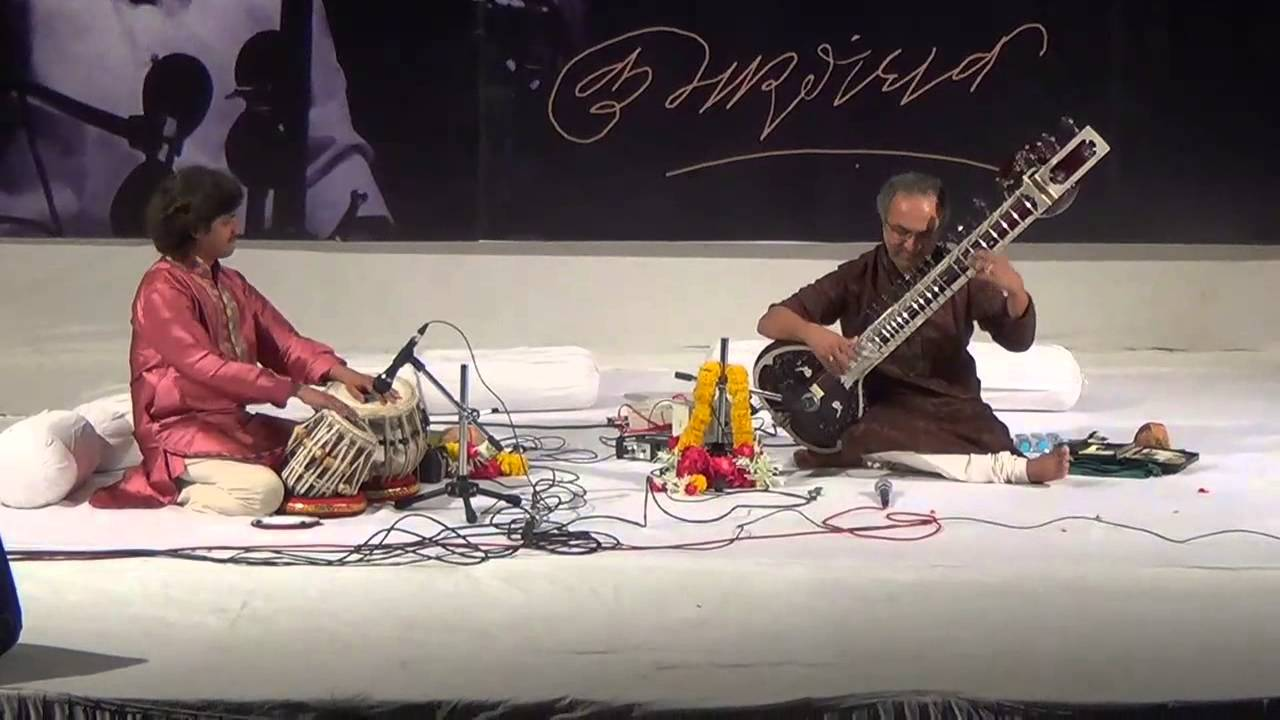Sitar Shubhendra Rao & Tabla Himanshu Mahant Gandhrav Swar by ITM Universe Vadodara